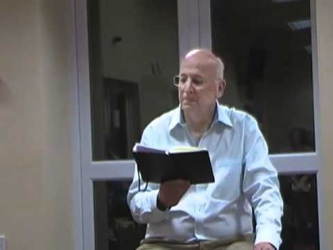 """""""The meaning of wholeness"""", Laurence Freeman talk at Meditation and Mental Health Retreat"""