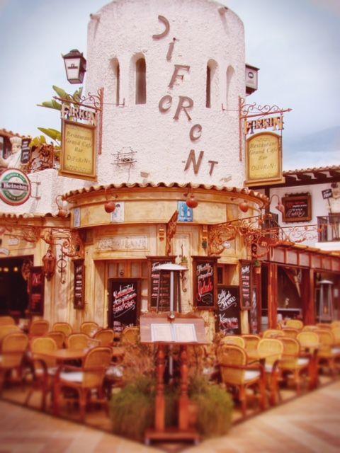 Healty food in Cala d'or, restaurant diferent, mallorca