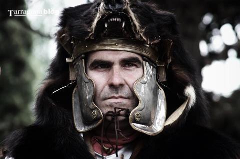 Sca Black Roman Helm 12