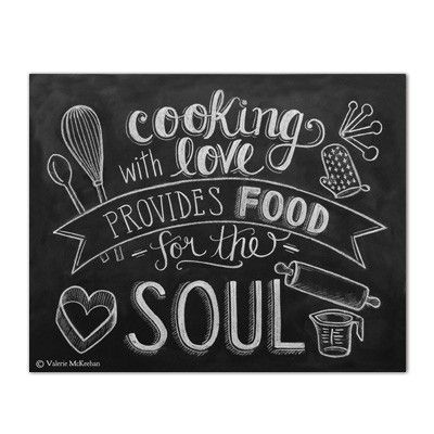 Cooking with Love Provides Food for the Soul  www.kissinginthekitchen.com  Twitter @kissingkitchen  #Kissingkitchen https://www.facebook.com/KissingInTheKitchen