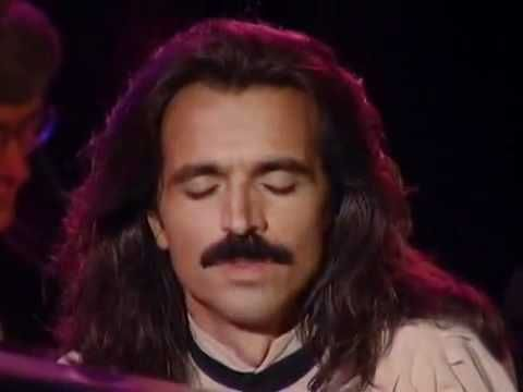Yanni - Live at the Acropolis (Nostalgia) Saw in Memphis, May 1998 with Danny. Karen Briggs on Violin.