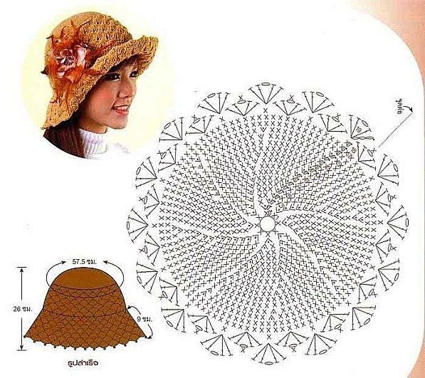 Mejores 15 imágenes de Bufandas tejidas en Pinterest   Sombrero de ...