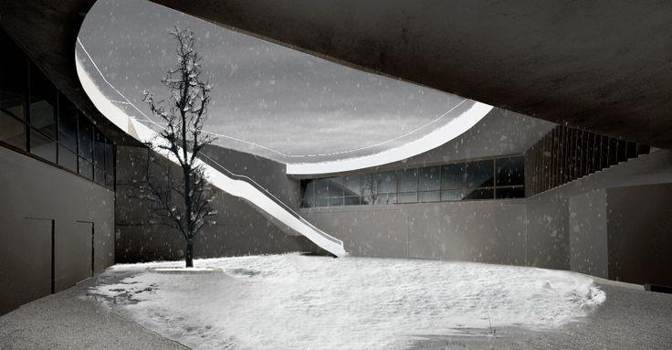 POISY - snow