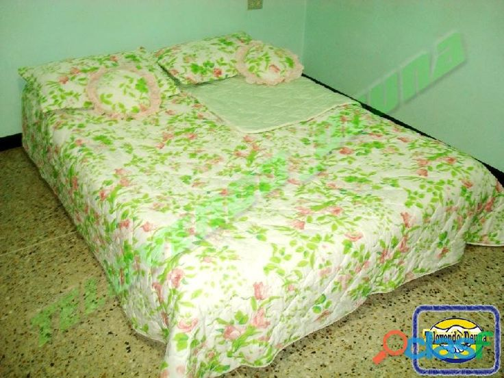 Edredon Conforter Plumon Reversible Matrimonial Bondex Funda