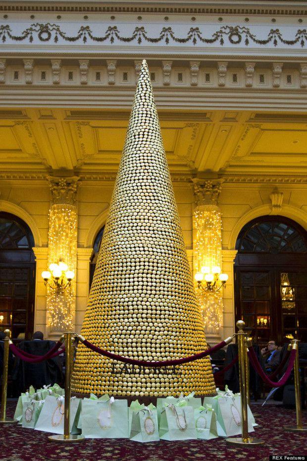 Laduree Christmas Tree