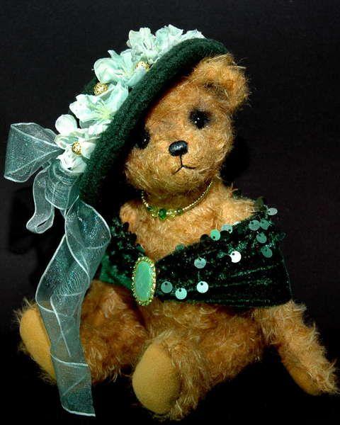 Little Lady Jade by By Bears*n*Bling | Bear Pile