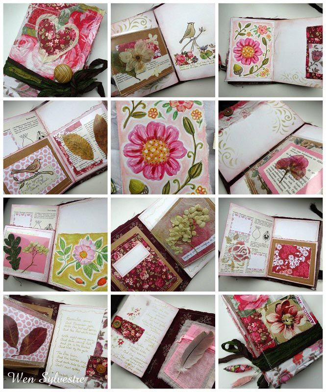 Love A Rustic Life: November Garden journal