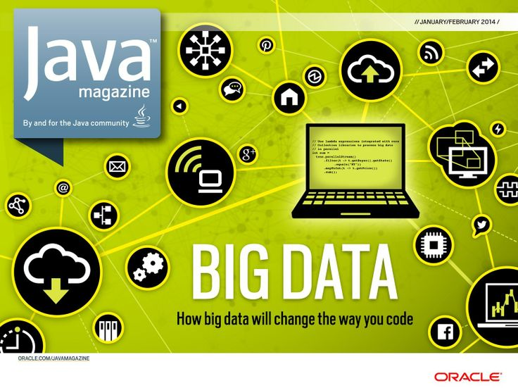 Java Magazine - January/February 2014 - Front Cover