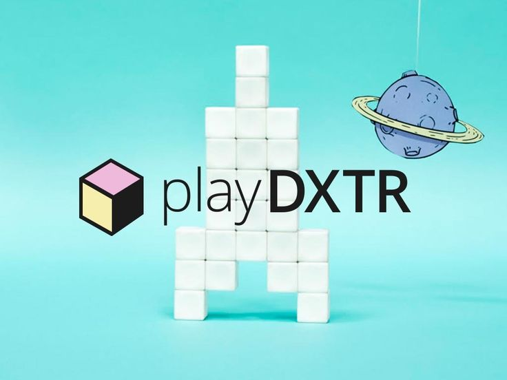 playDXTR - The World's Smartest Building Blocks project video thumbnail