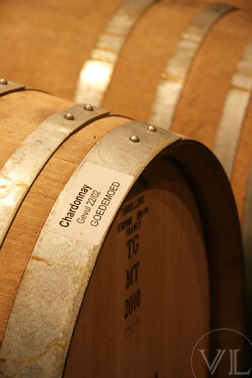 Van Loveren Chardonnay Fermented and matured for 5 months on 100% French #VanLoverenWines #ChardDay 23 May 2013