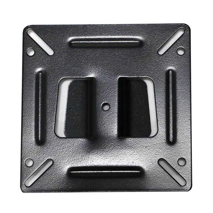 14-24 Inch TV Monitor Flat Screen LCD LED TV Wall Mount Bracket Flat Panel Holder Stand Accessories --M25