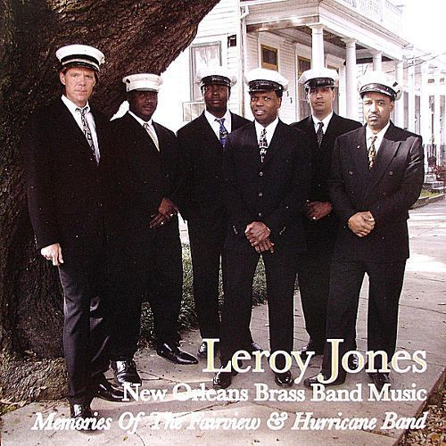 New Orleans Brass Band Music: Memories of the Fairview & Hurricane Band [CD]