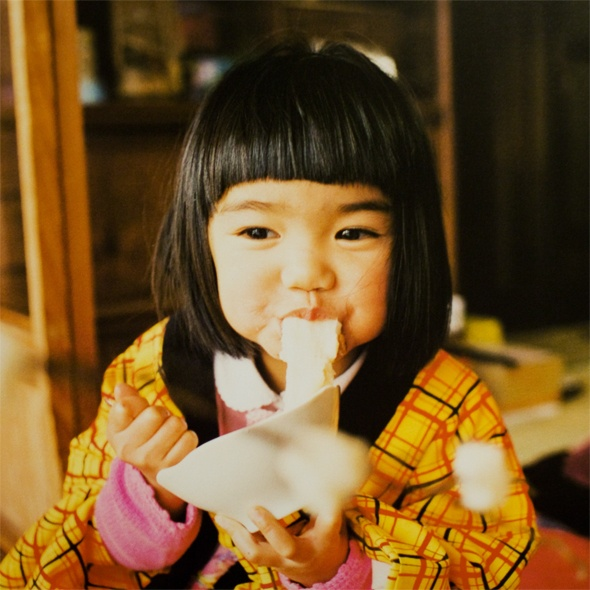 cute. I had that same exact haircut when I was her age