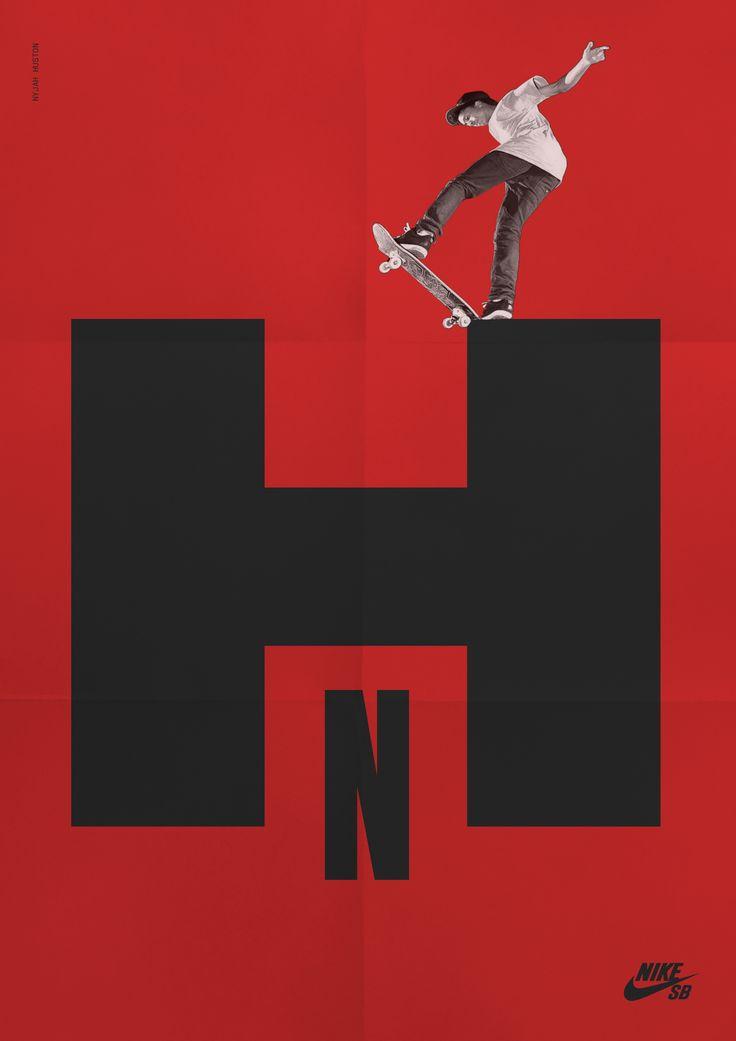Nike SB. Nyjah Huston
