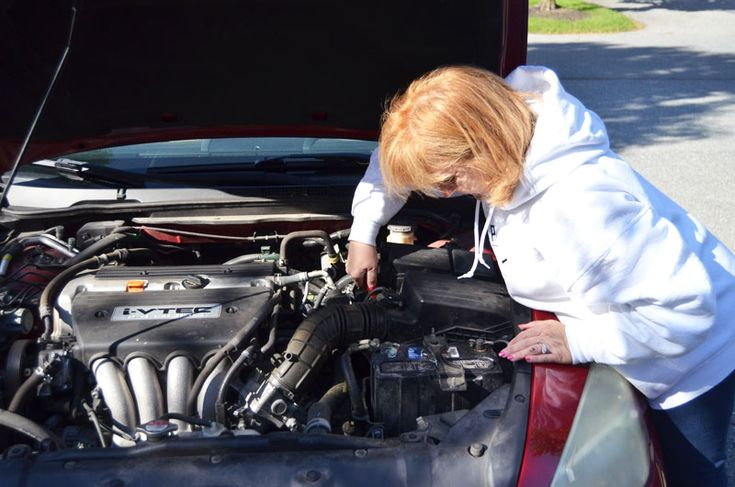 Learn how to change your car's air filter in this easy to follow, step by step tutorial with photos.