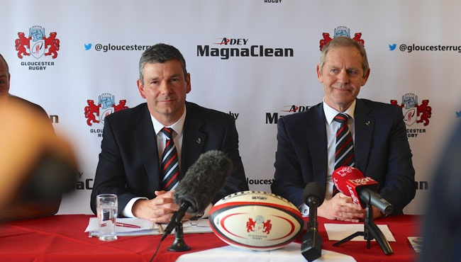 Gloucester Rugby are delighted to announce that ADEY Professional Heating Solutions have agreed a three year deal to become the club's new main sponsor. #Gloucester #Rugby #Sponsorship
