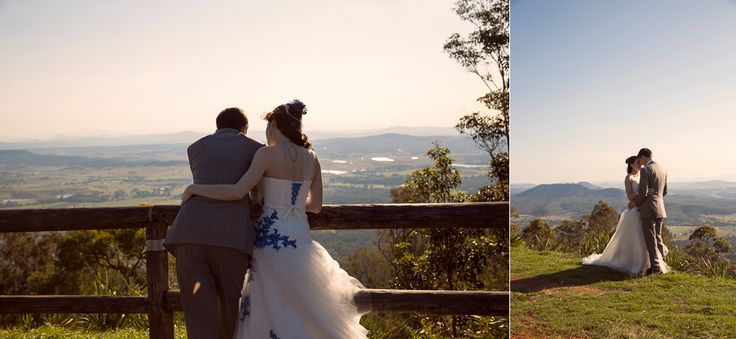 Daniel + Jo-Ann // Heritage Wines Wedding Photography, Mount Tamborine Wedding Photographer » Ivory + Rose Wedding Photography • Byron Bay • Gold Coast • Brisbane • Maleny