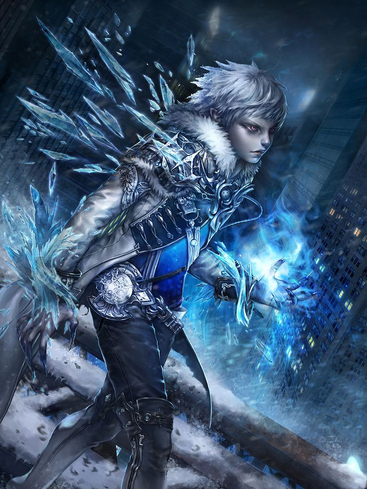 Jack Frost_advanced by xxxsof on DeviantArt