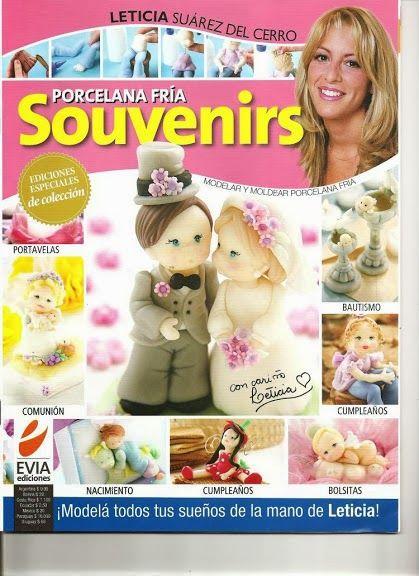 REvista Porcelana Fría Souvenirs
