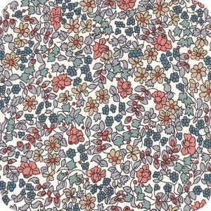 liberty-emilia's flowers -bleu-peche