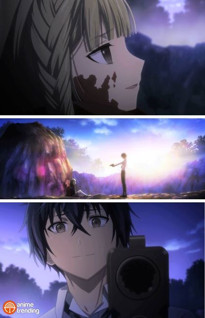 Black Bullet Heartbreaking scene :( !! I thought it was soooo sad...