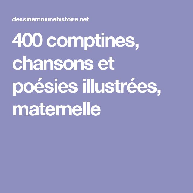 131 best images about comptines et chansons pour la classe on pinterest songs body parts and. Black Bedroom Furniture Sets. Home Design Ideas