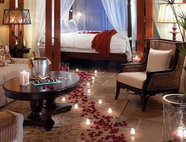Top 8 Wedding Room Decorations That Are Perfect For Your Bhaiya And Bhabhi S First Night Wedding Room Decorations Bedroom Night Wedding Night Room Decorations