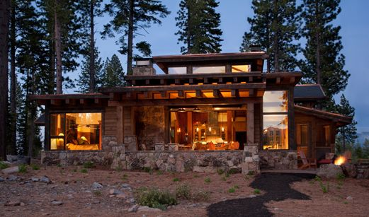 Log Cabins: They're Not Just For Lumberjacks Anymore