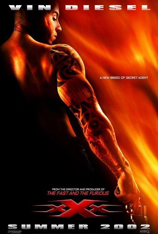 XXX (2002): Cinema Movies, Xxx 2002, Action Film, 2002 Movies, Movie Poster, Fav Movies, A Moviepop