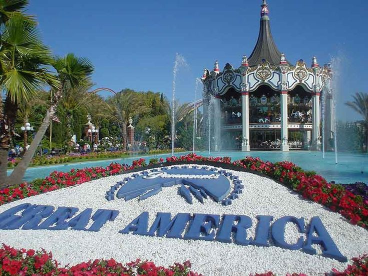 California's Great America is an amusement park located in Santa Clara, California that is owned and operated by Cedar Fair Entertainment Company. It is one of four major amusement parks that operate around the San Francisco Bay Area.