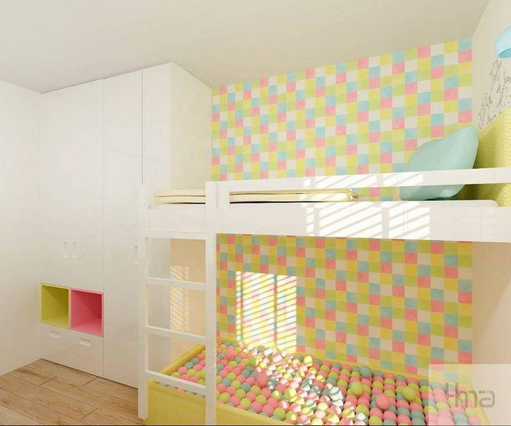 Pokój dla dziecka #roomchildren #wnętrze #mieszkanie  #interiors  #architektura #homedecor #interiordesign