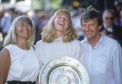 1991 - Steffi Graf (GER)