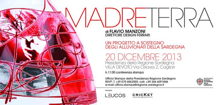 Conferenza Stampa | Regione Sardegna | 20.12.2013