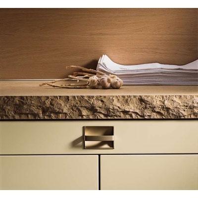Jura Yellow - Limestone Countertop from SieMatic