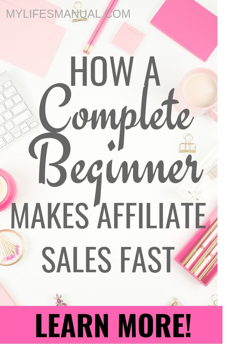 How to Make Money With Affiliate Links as a new Blogger – Stephanie