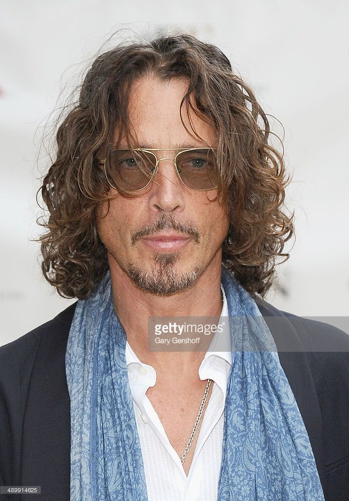 Singer Chris Cornell attends the American Ballet Theatre 2014 Opening Night Spring Gala at The Metropolitan Opera House on May 12, 2014 in New York City.