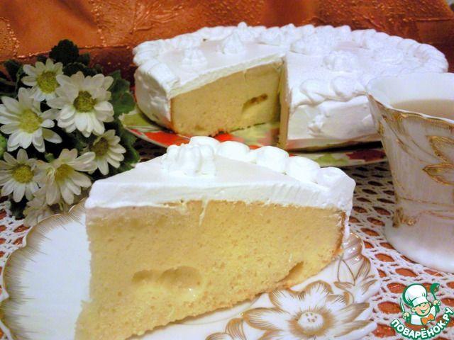 "Торт ""Три молока"" - кулинарный рецепт"