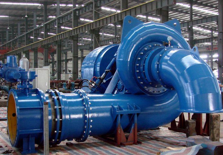 Francis Turbine / Francis Turbine for Hydro Power Plant