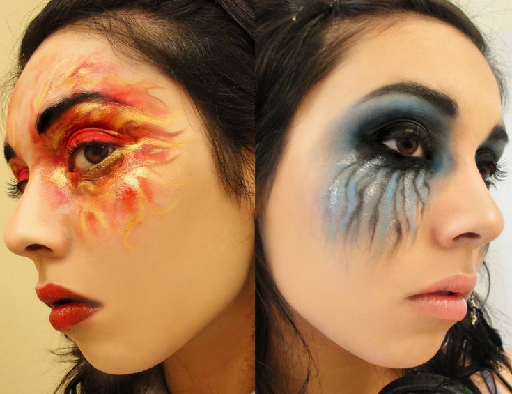 Makeup revolution fierce as fire
