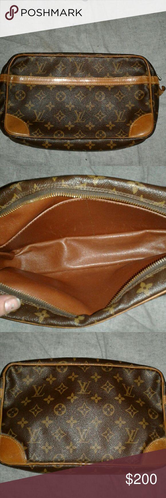 Monogram makeup bag canada