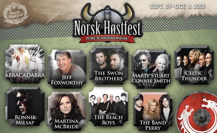 Buy your tickets at www.hostfest.com! Buy a ticket to the Great Hall of the Vikings performance and receive FREE general admission to the festival for the day!