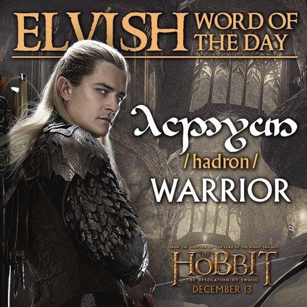 Elvish word