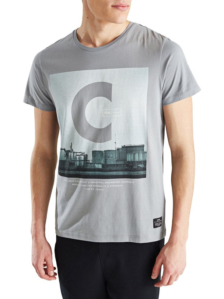 PHOTO PRINTED T-SHIRT, Monument