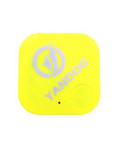 YANDOG Hot Mini Smart Finder Bluetooth Tag GPS Tracker Key Wallet Kids Pet Dog Cat Child Bag Phone Locator Anti Lost Alarm Sensor.Best Key Finder,Smart Finder Bluetooth Tracking