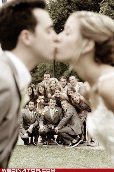 Fun wedding photos wedding-photos: Pictures Ideas, Wedding Parties, Photo Ideas, Weddings, Funny Wedding Photo, Bridal Parties, Wedding Pictures, Photography, Weddingphoto