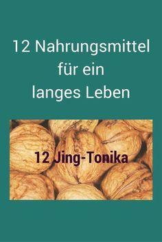 Das Jing ist die wertvolle Essenz, die für den Alterungsprozess zuständig ist. 12 Better-Aging-Nahrungsmittel und woran du einen Jing-Mangel merkst. #TCM #Jing