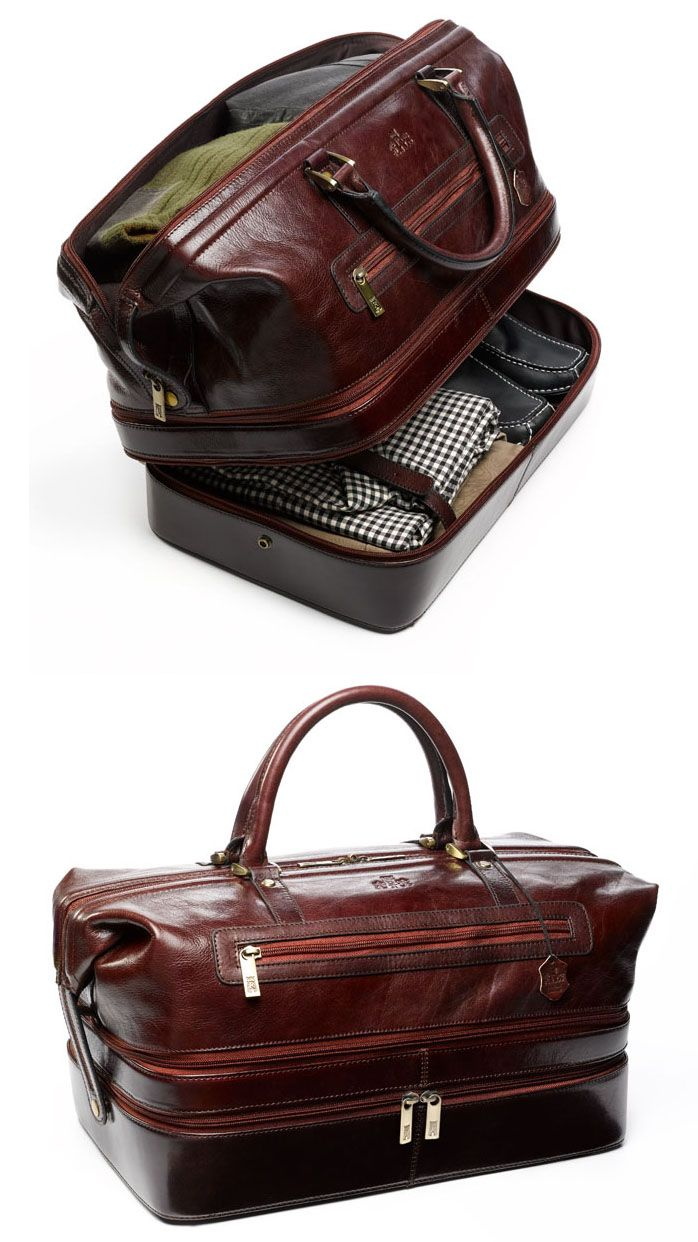 Indiana Adventure Duffle Bag - perfect as carry on luggage
