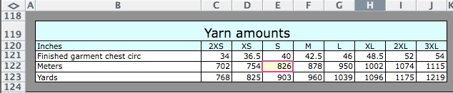 Knitting Symbols For Excel : Best images about knitting techniques charting