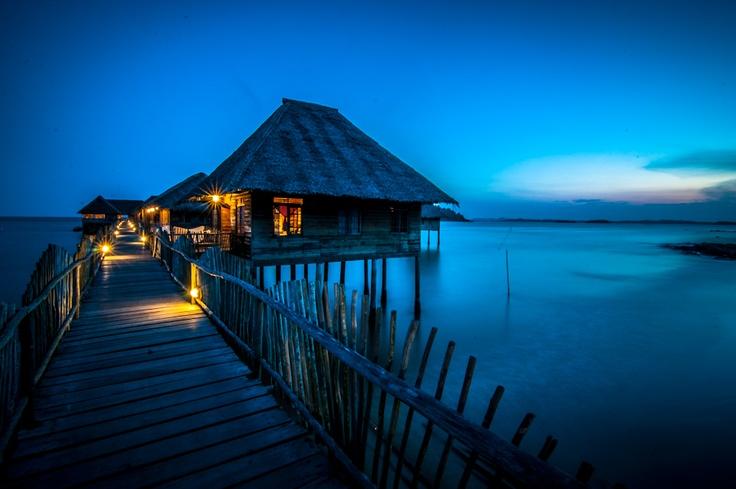 Telunas Beach, Batam, Indonesia