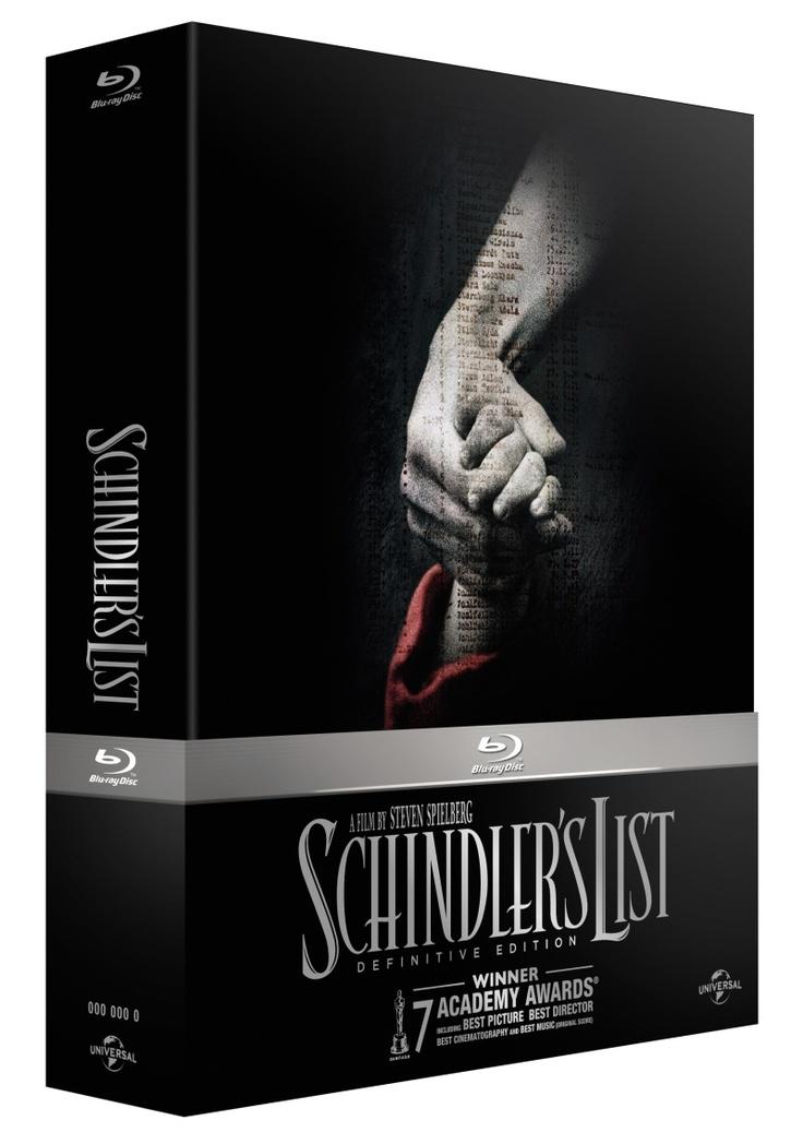 Lista Schindlera Definitive Collection BLURAY + DVD (Blu-ray) - film, cena - sklep Muve.pl